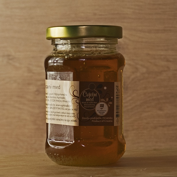 Apitrade pure Wildflower Honey