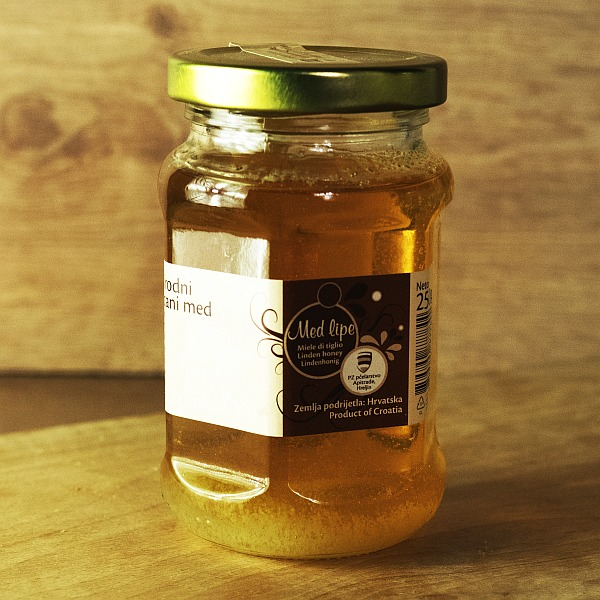 Apitrade pure Linden Honey